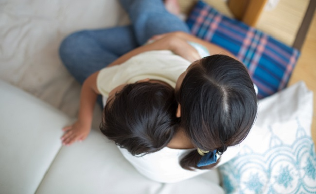 イヤイヤ期の子どもとの接し方のイメージ