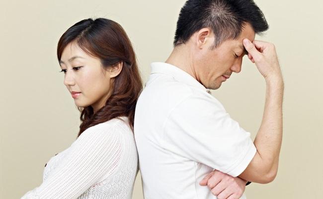 夫婦関係見直しのイメージ