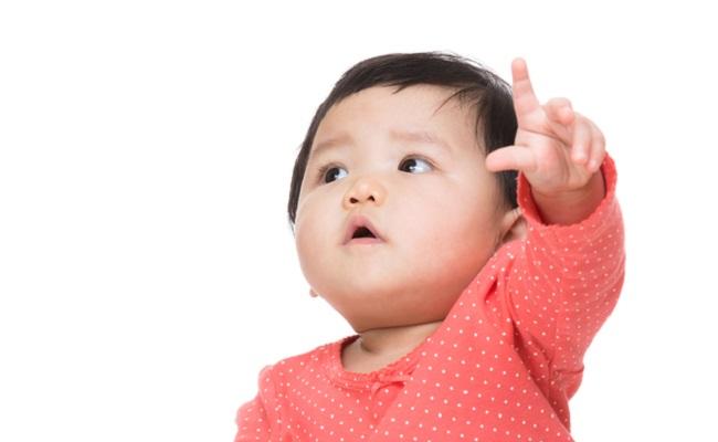 7カ月頃の赤ちゃん