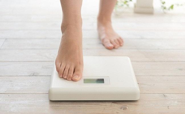 妊娠中の体重管理のイメージ