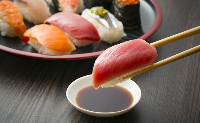 握り寿司のイメージ
