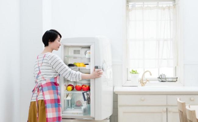 冷蔵庫の省エネのイメージ