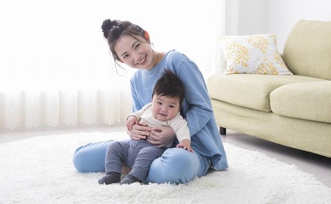 8カ月頃の赤ちゃん