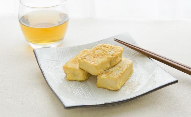 管理栄養士監修レシピ「高野豆腐のフレンチトースト」