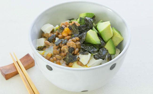管理栄養士監修レシピ「ふわふわ&トロトロの納豆ご飯」