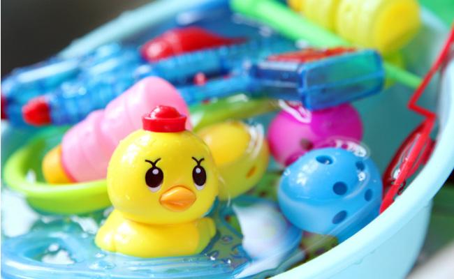 お風呂のおもちゃ