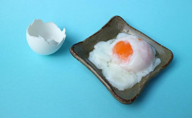温泉卵のイメージ