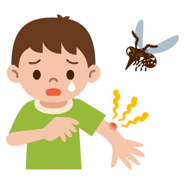 蚊に刺されない方法、赤ちゃん、妊婦、アース製薬2