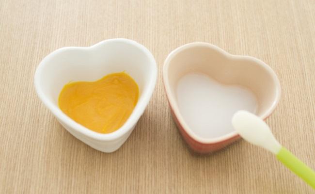 離乳食のイメージ