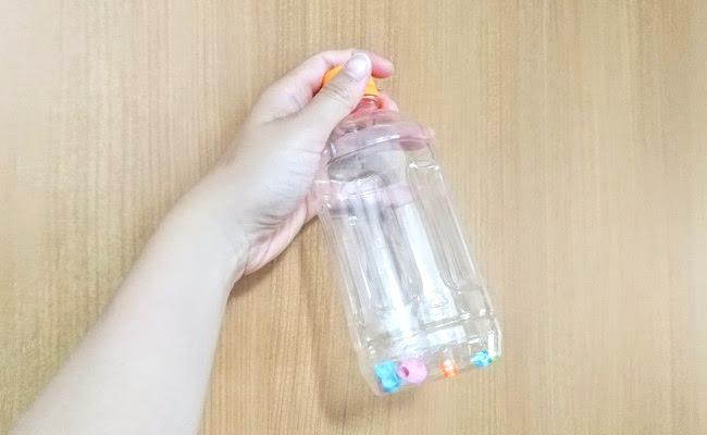 ペットボトルマラカスのイメージ