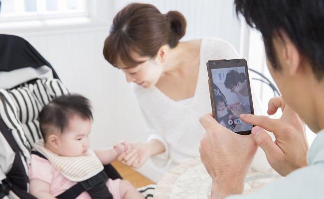 家族写真のイメージ