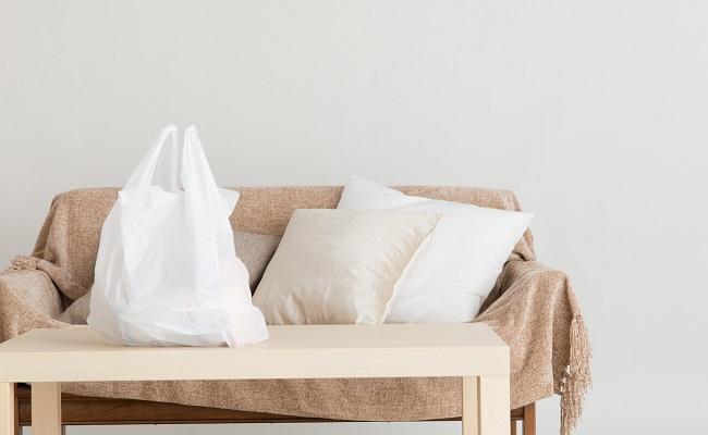 ビニール袋のイメージ