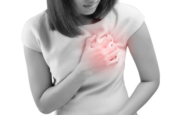 乳腺炎のイメージ