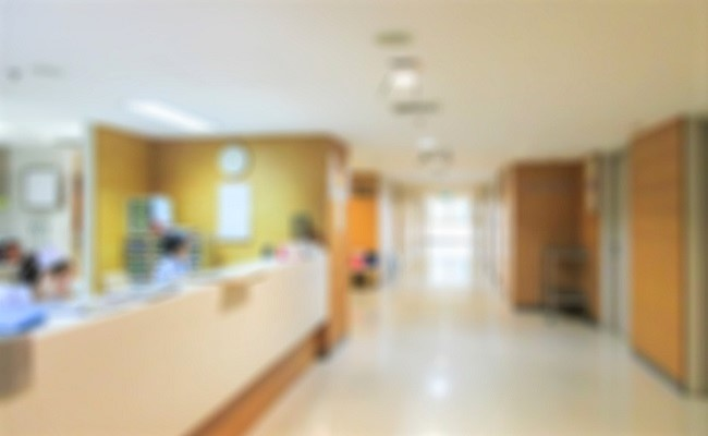 病院を受診するイメージ