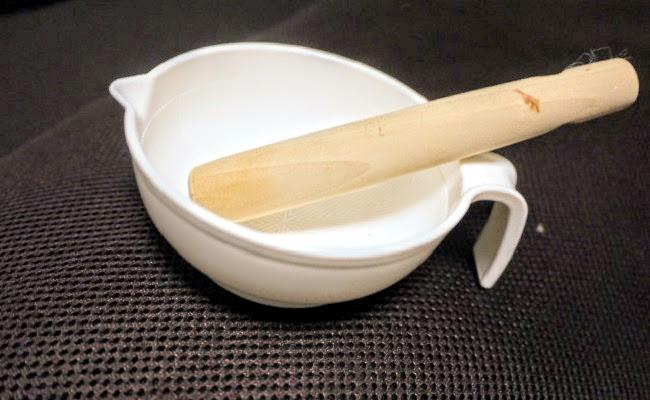 すり鉢のイメージ
