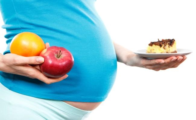 妊娠糖尿病の妊婦さんのイメージ