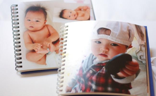 赤ちゃんのアルバム