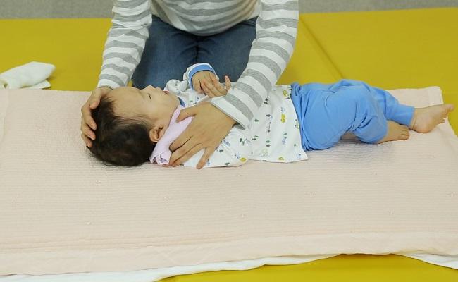 赤ちゃん発熱・クーリング