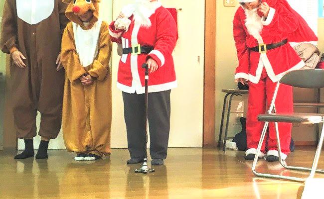 育児サークルクリスマス