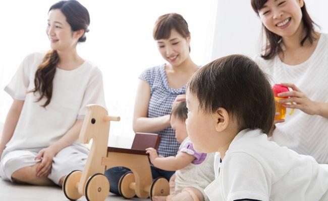 乳幼児クラブのイメージ