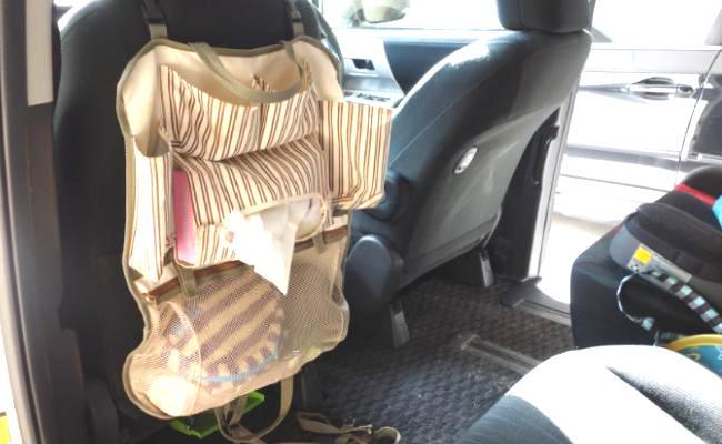 車内スペース