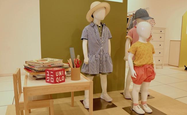 ユニクロ2019年春夏展示会