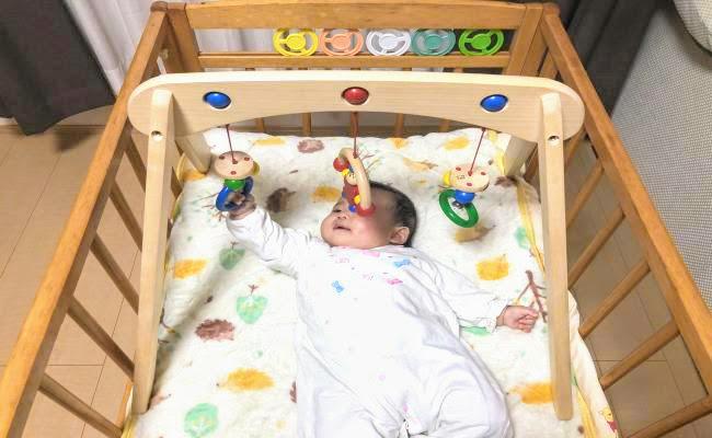 ムジーナと赤ちゃん