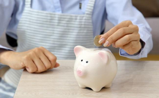 家計の収支のイメージ
