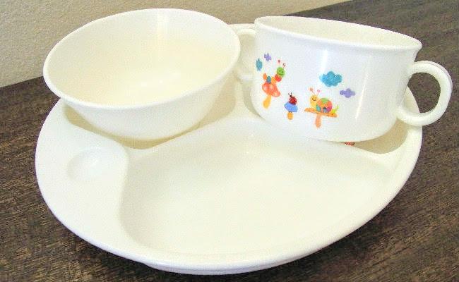 プラスチック製食器