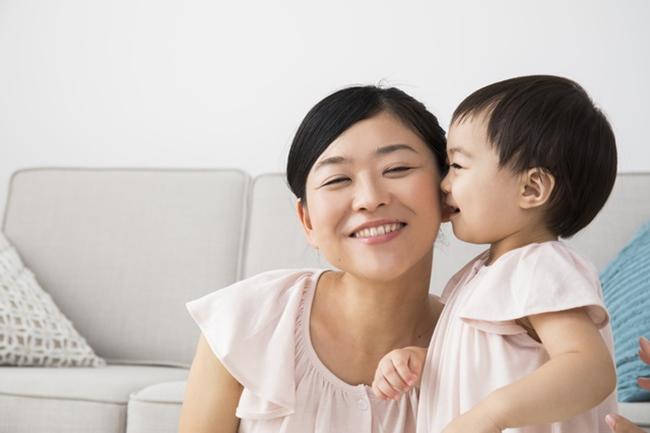 赤ちゃんとの会話のイメージ