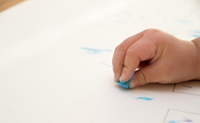 お絵描きのイメージ