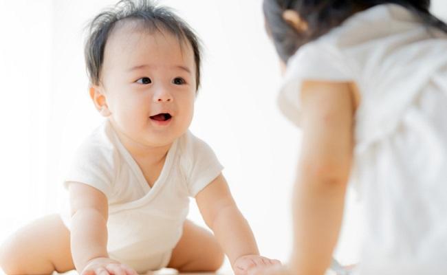 「早生まれ」の赤ちゃんのイメージ