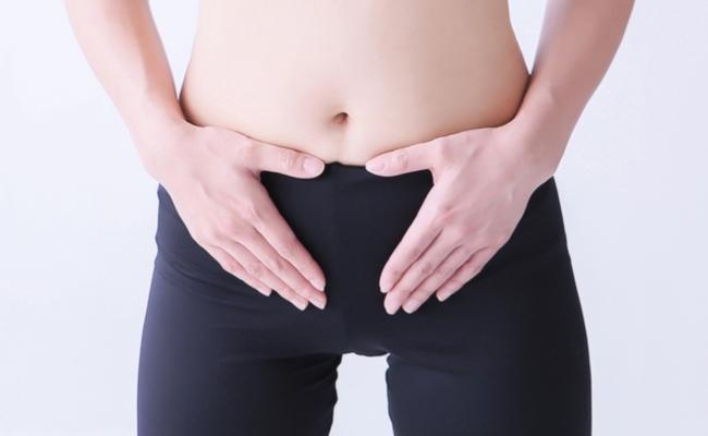 妊娠頻尿のイメージ