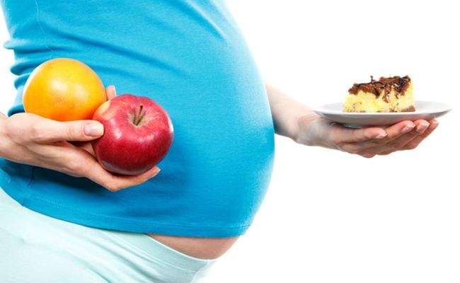 妊婦糖尿のイメージ