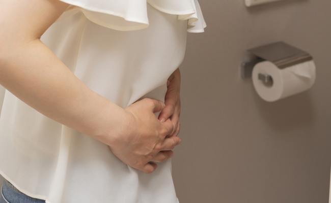 妊婦腹痛のイメージ