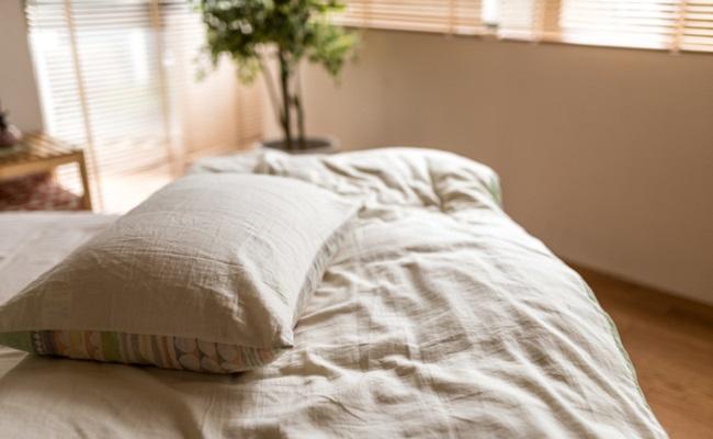 ベッドからの転落のイメージ