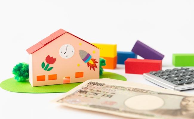 幼稚園に掛かる費用のイメージ
