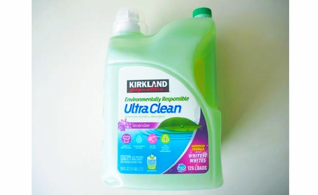 コストコ「カークランド エコフレンドリー 液体洗濯洗剤」