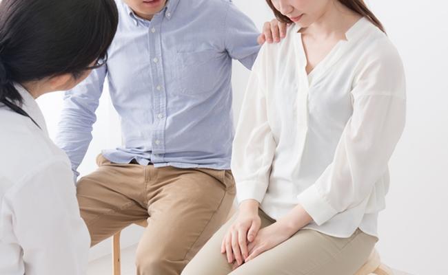 不妊治療のイメージ