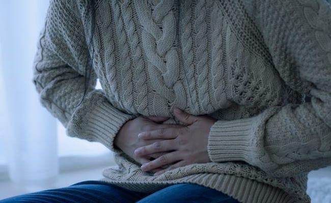 下腹痛のイメージ