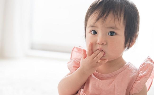 女の子の赤ちゃんのイメージ