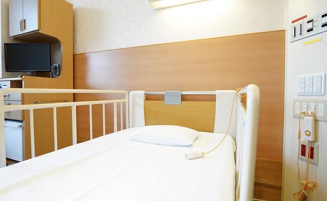 入院のイメージ