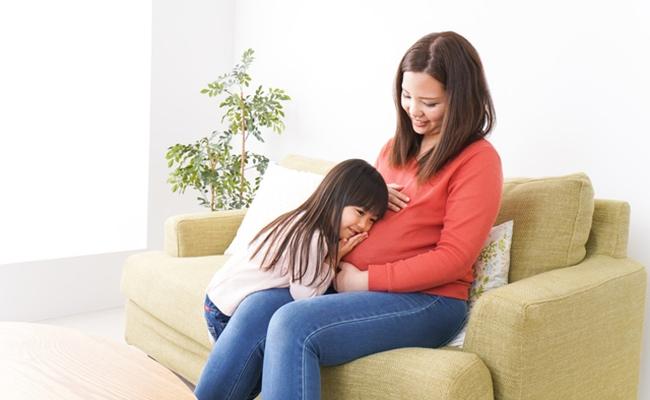 二人目妊娠のイメージ