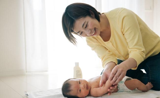 ママと赤ちゃんのイメージ