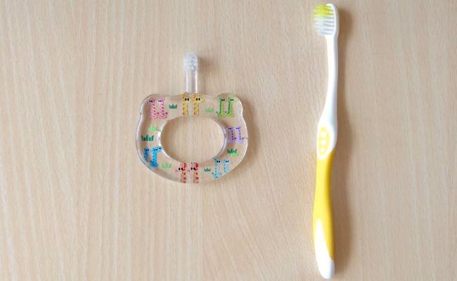 「HAMICO」大人用歯ブラシとの比較