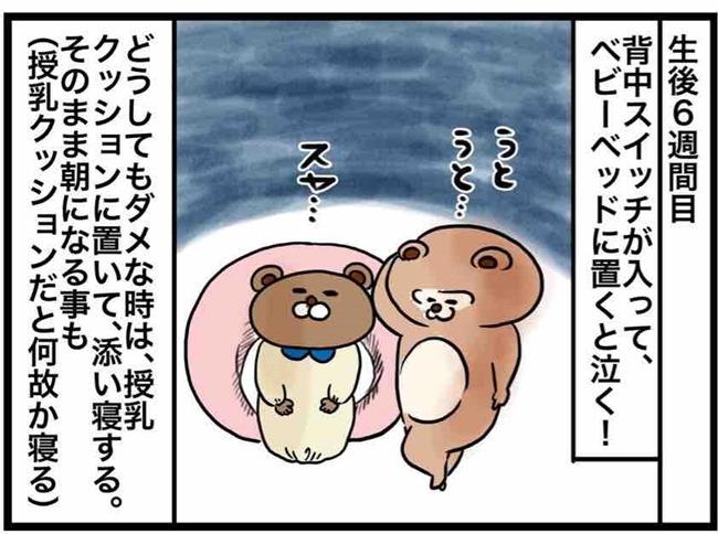 【ねこたぬのはじめて育児20】