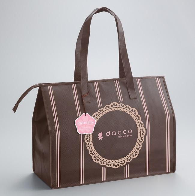 お産セットバッグのイメージ