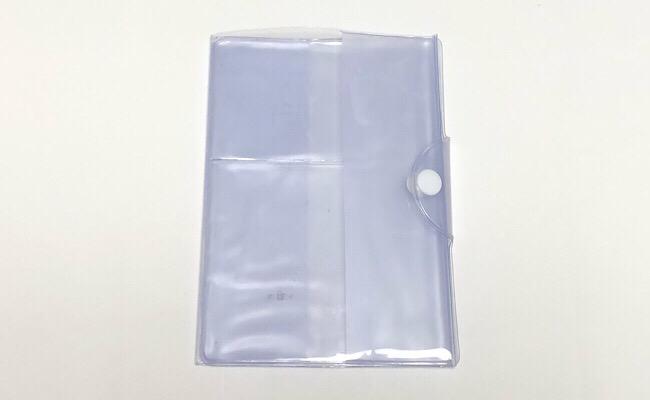 母子手帳にもつけられる保護カバー