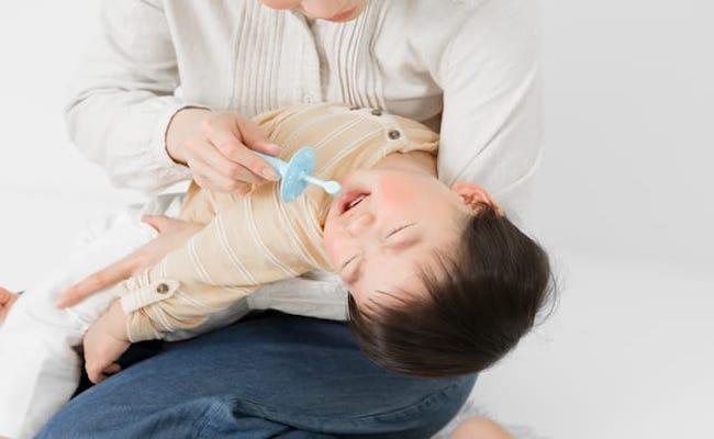 歯磨き 赤ちゃん
