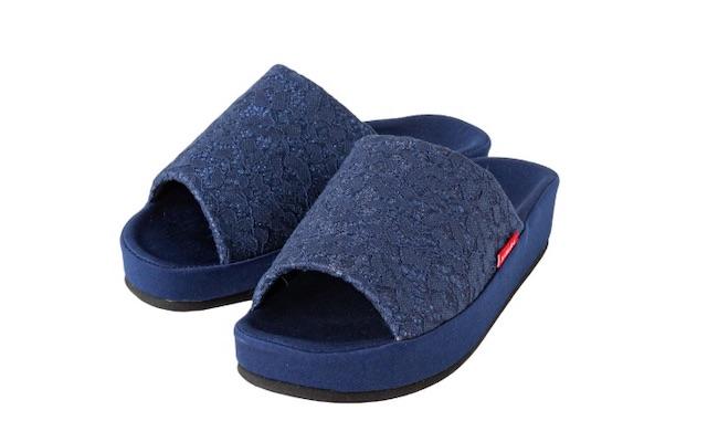 女性靴の専門店KiBERA「ボディバランスルームシューズ」
